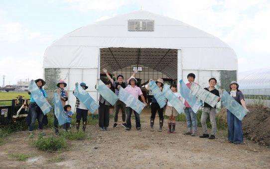 #29 藍の収穫と生葉染め体験