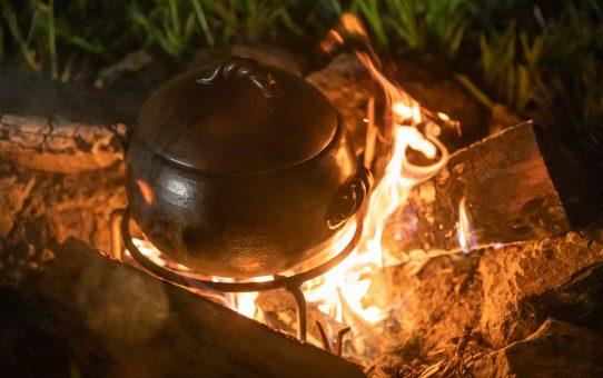 体験できる焚き火料理について(10/05)